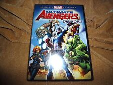 Ultimate Avengers - The Movie (2006) [1 Disc DVD]