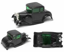 1974-75 Aurora AFX BLACK Specialty 4-Gear 1930 FORD MODEL A Coupe NOS MINT Body