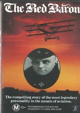 THE RED BARON - WWI DOCO - NEW & SEALED DVD FREE LOCAL POST