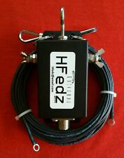 HFedz Delta Loop for 40m (20m/15m/10m/6m) HF antenna (200W) Ham Radio Antenna
