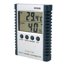 Digital LCD Indoor Home Room Thermometer Hygrometer Temperature Humidity