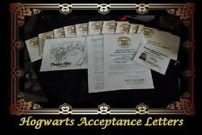 HOGWARTS PRE-WIZARDING SCHOOL ACCEPTANCE LETTER  (See Description)