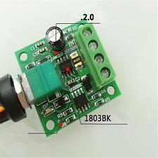 Calidad DC 1.8V 3V 5V 6V 12V 2A Bajo Voltaje Motor Regulador De Velocidad PWM