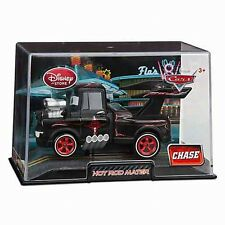 Disney Store Cars 2 Die Cast Collector Case Hot Rod Mater Chase 1:43 Scale NEW