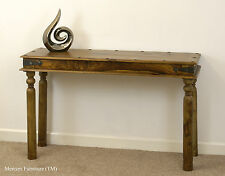 Mercers Furniture Indian Jali Console/Hall Table
