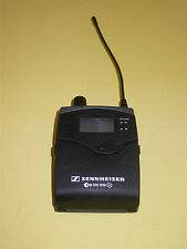 Sennheiser EW300 IEM G2 Wireless In-Ear Monitor Receiver B 626-662 EK300IEM READ