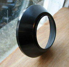 52mm super Wide angle  metal screw in lens hood used 82 x 22