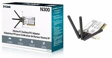NEW SEAL--D-Link DWA-552 Xtreme-N 300Mbps Wireless PCI Adapter