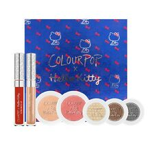 New ColourPop X Hello Kitty  7 Piece Face Makeup Kit - LIMITED EDITION