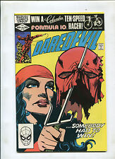 DAREDEVIL #179 (9.2) SOMBODY HAD TO WIN!