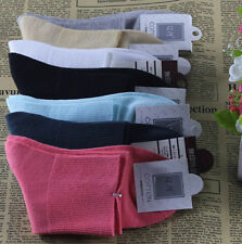 Chic 10 Pair Women Ladies Loose Tops Diabetic Health Care Crew Socks 22-24cm