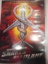 SNAKES ON A PLANE - DVD ORIGINALE - visitate il negozio ebay COMPRO FUMETTI SHOP