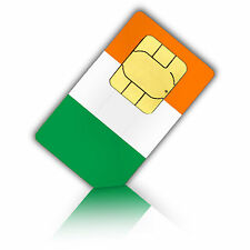SIM card for Ireland with 3 GB fast mobile internet