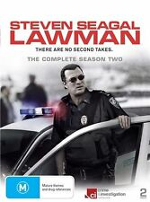 Steven Seagal - Lawman : Season 2 (DVD, 2011, 2-Disc Set  Region 4 )