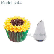 Sunflower Icing Piping Nozzle Cake Decorating  Pastry Tip Sugarcraft DIY Tool #T