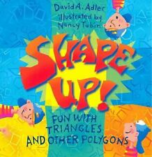 Shape Up!: Fun with Triangles and Other Polygons-ExLibrary