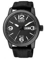 CITIZEN ECO DRIVE GENT WATCH BM8475-34E NEVER NEED A BATTERY