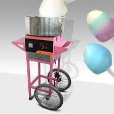 Tension électrique cotton candy floss machine maker party supply panier sucre floss