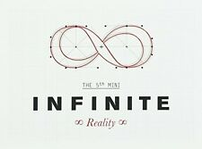 Infinite - Reality: 5th Mini Album [New CD] Asia - Import