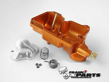 Powerbowl Keihin FCR MX flatslide carburetor / 32 37 39 40 41 * ORANGE * UPGRADE
