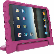 Stalion®Safe Shockproof Foam Kids Case with Handle for Apple iPad 2 3 4 Air Mini