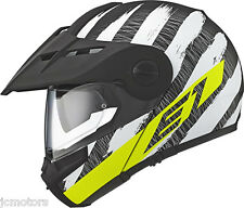 Schuberth E1 Adventure Helmet Hunter Yellow XX-Large (62/63) 4449218360