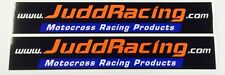 KTM SX 50 65 SWINGARM GRAPHICS DECALS STICKERS Judd Racing