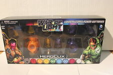 Heroclix DC War of Light #Green Lantern Corps Power Batteries Orange Indigo