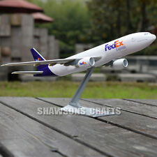 AIRCRAFT MODELS 1:200 PLANE BOEING 777F FEDEX EXPRESS AEROTRANSPORT REPLICA