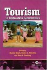 Tourism in Destination Communities-ExLibrary