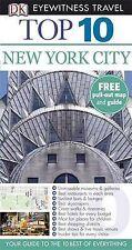 DK Eyewitness Top 10 Travel Guide: New York City by Dorling Kindersley