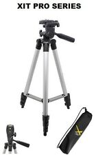 """50"""" Tripod For Sony DSC-H400 DSC-HX300 DSC-HX400V DSC-H300 HX50V RX100 & more"""