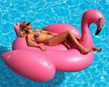 The Original Giant Flamingo  Inflatable Pool Toy- USA seller. 80in of Summer Fun