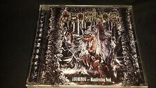 ABOMINOG Manifesting Void death metal Dr Shrinker Rottrevore Deceased Demo NEW