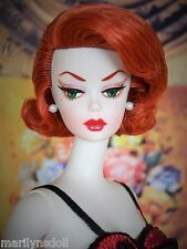 Stunning Titian Movie Star OOAK Silkstone Barbie WOW ! by Marilyn S