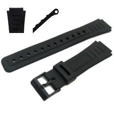 Replacement Watch Strap 17mm for Casio CMD10, CMD20, CMD40, DBX103, EXP10, DBC30
