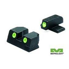 Meprolight Springfield XD Tru-Dot Night Sight Set - 9mm & 40S&W - G/G ML11410