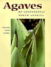 Agaves of Continental North America by Gentry (1982, Hardcover, Reprint)