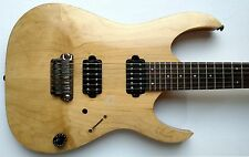 Ibanez MIJ / RGA121 Prestige / 2007 Electric Guitar / J Craft Natural  w/OHSC