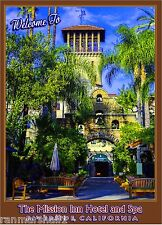 The Mission Inn Riverside California United States Travel  Advertisement Poster