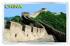GREAT WALL OF CHINA MOD2 FRIDGE MAGNET SOUVENIR IMAN NEVERA