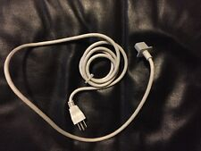 """APPLE  LED LCD Cinema Display Monitor Power Cord cable 20"""" 23"""" 30"""" A1096 A1097"""