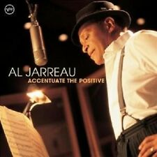 "AL JARREAU ""ACCENTUATE THE POSITIVE"" CD NEUWARE"