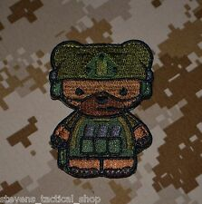Advanced War Bear Tactical Morale Patch