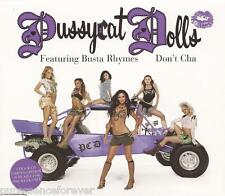 THE PUSSYCAT DOLLS - Don't Cha (ft BUSTA RHYMES) (UK Ltd Ed 2 Tk CD Single Pt 1)