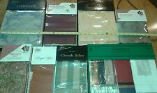 Fabric sample book 8 books wide variety of samples home decor quilts lot 11