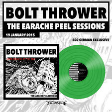 BOLT THROWER - Grind Madness At The BBC - The Earache Peel Sessions LP GREEN
