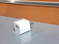MINI USB UNIVERSAL WALL CHARGER ADAPTER  WHITE FOR SAMSUNG S6/S6EDGE/S7/S7EDGE