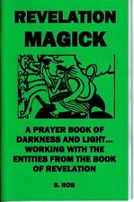 REVELATION MAGICK black and white magic - biblical magic satanism occult spells