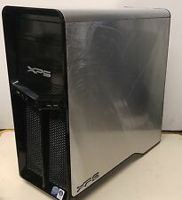 DELL XPS 630i DESKTOP CORE2 QUAD Q9400 2.6GHz 6GB RAM 500GB HDD 732W